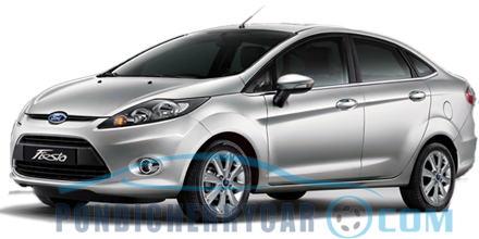 Ford Fiesta Car Rental In Pondicherry Pondicherry Car Rental